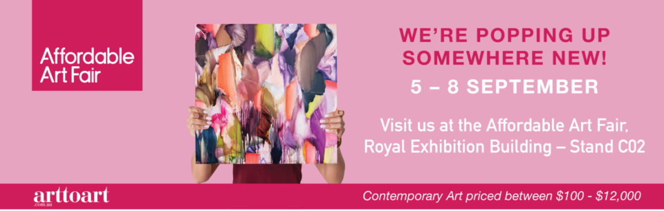 Pop Up Page Banner Affordable Art Fair