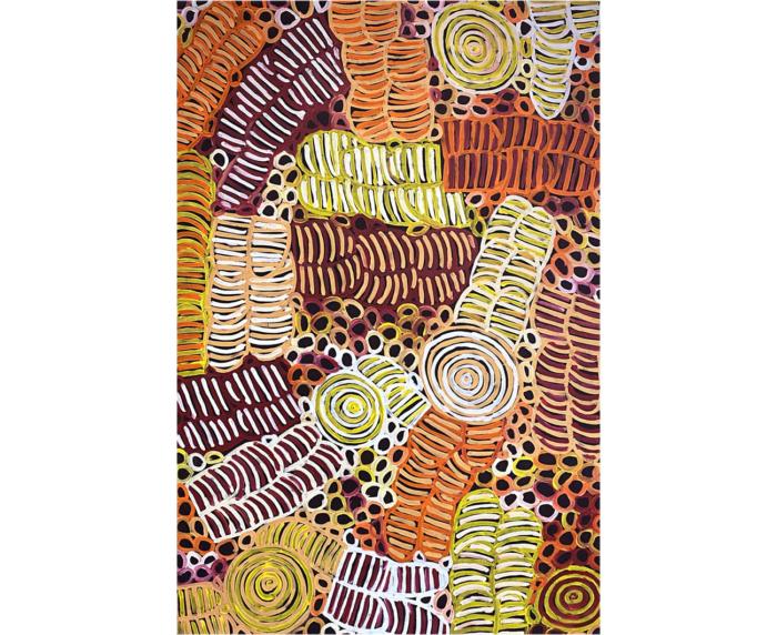 Betty Mbitjana Indigenous Artwork for Sale