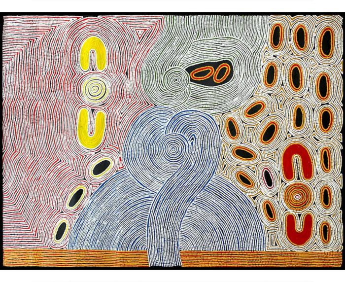 Debra Nangala Mc Donald Indigenous Artwork for sale