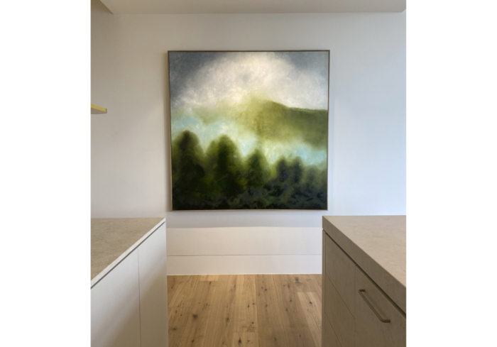 Featuring 'Winter Weather on the Mountain' by Prue Clay