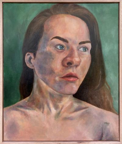 Bridget Burke Self Portrait copy