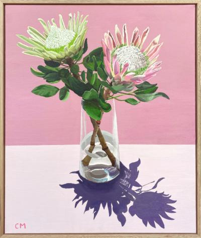 Claire Manchanda Peaceful Proteas 2