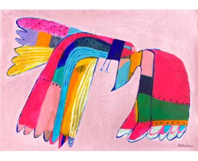 Pink Angie Goto