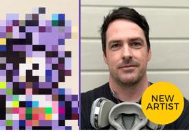 New Artist Spotlight: June - Cameron Forsyth