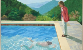 David Hockney Becomes Highest Selling Living Artist