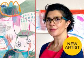 New Artist Spotlight: June - Donina Asera