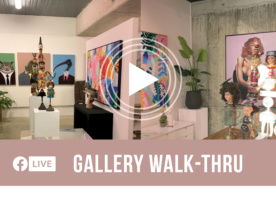 We're Bringing the Gallery to You!