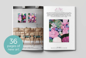 Spring into Art - Catalogue Release