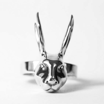 Gillie Marc Rabbitgirl Ring