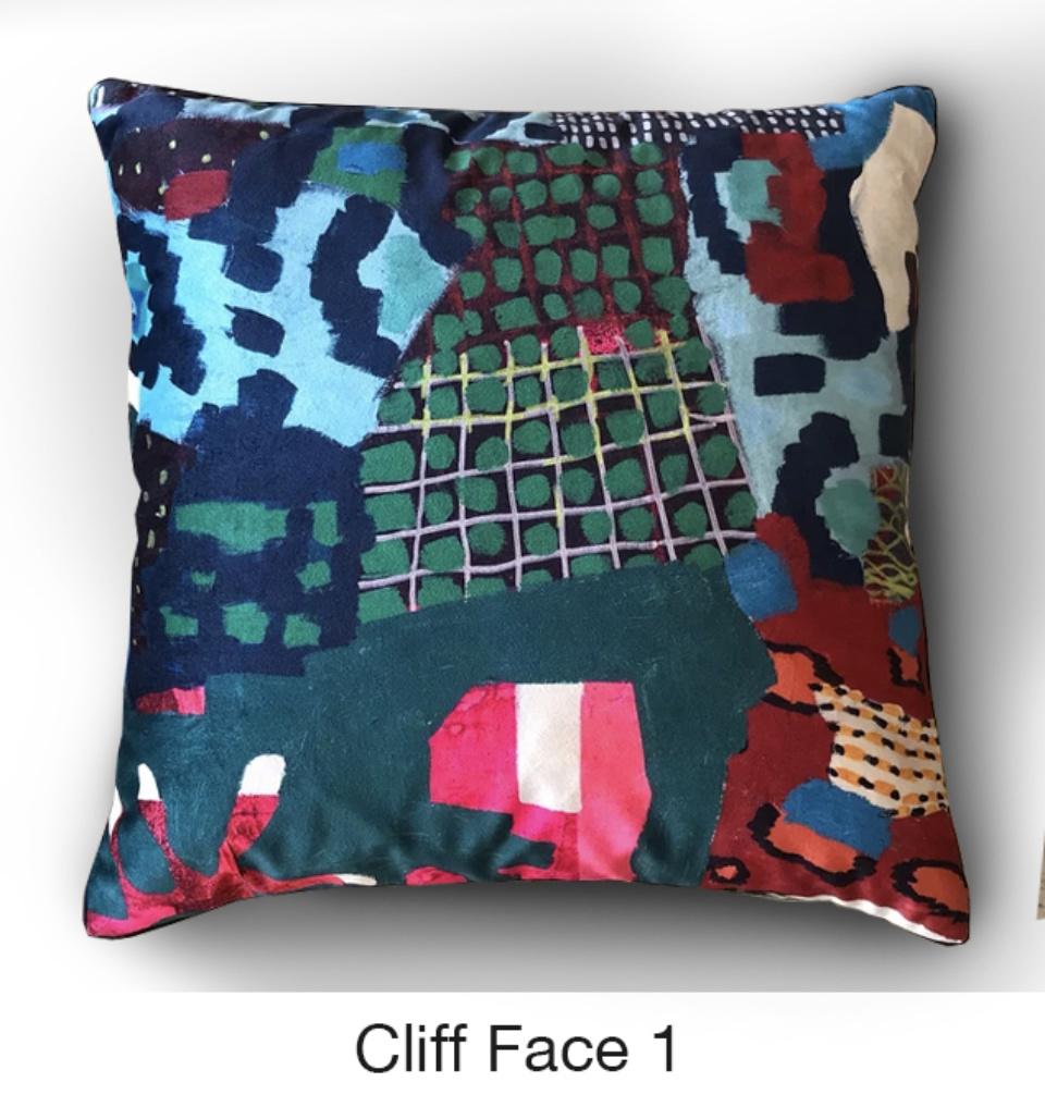 Cushion Cliff Face1