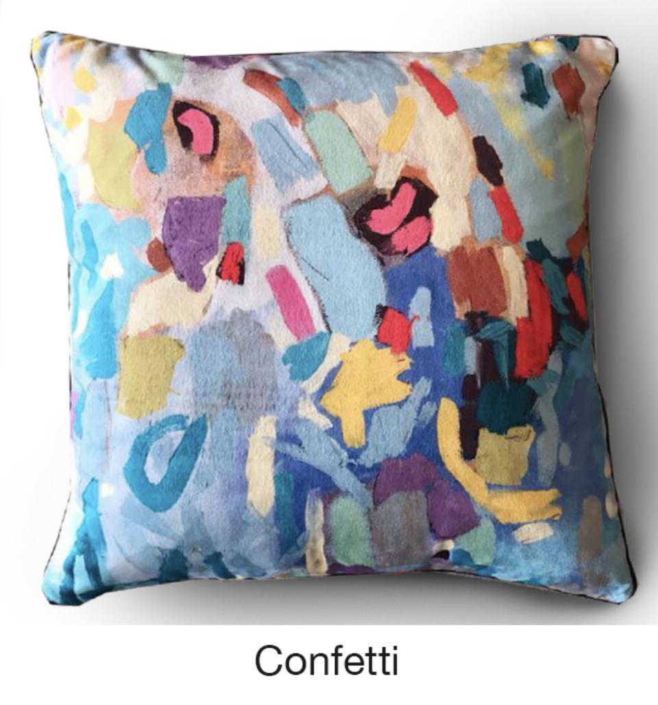 Cushion Confetti