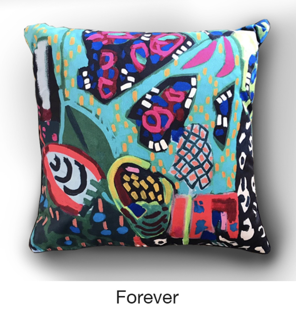 Cushion Forever