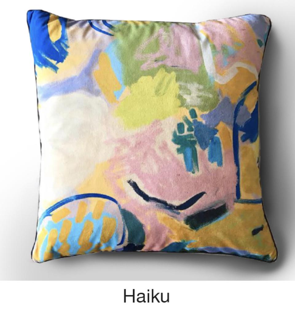 Cushion Haiku