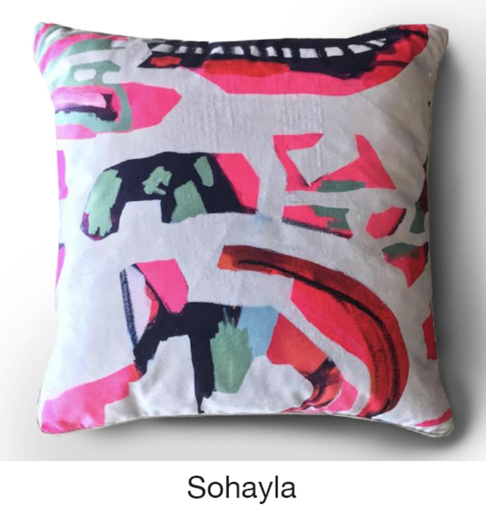Cushion Sohayla