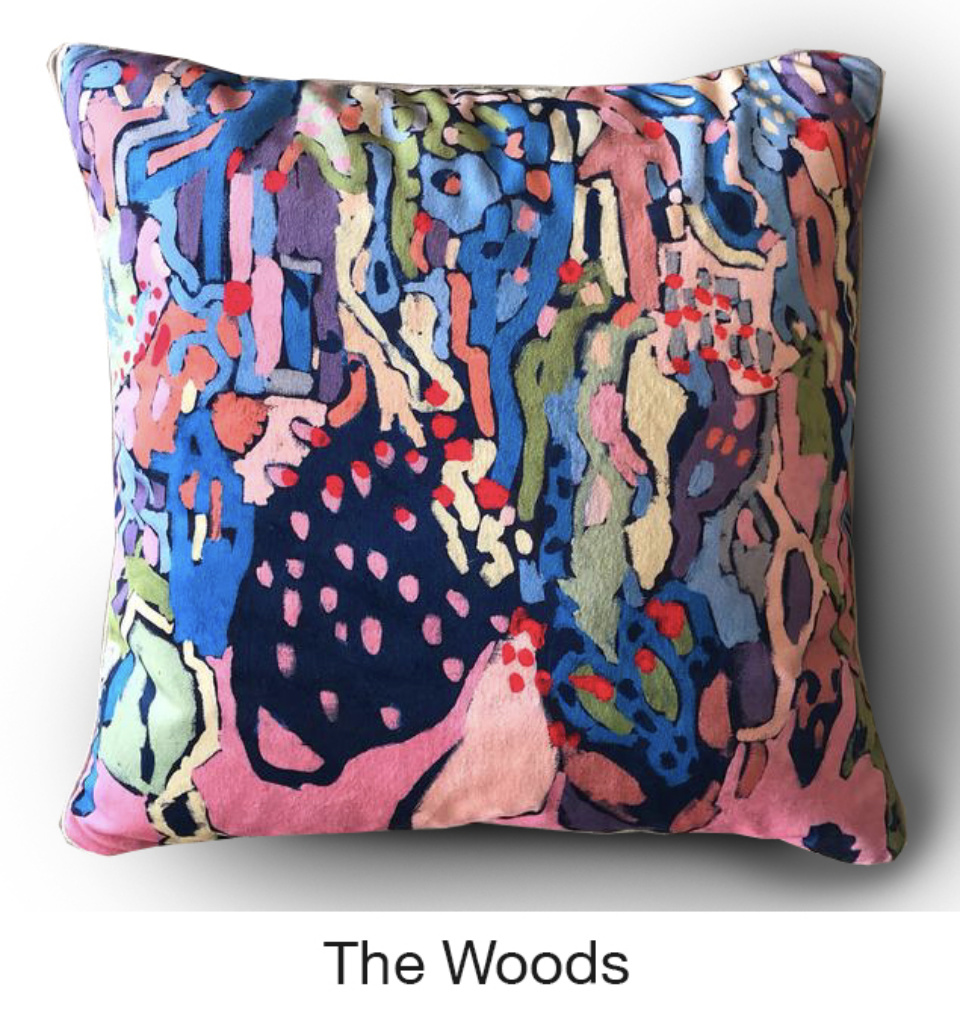 Cushion The Woods