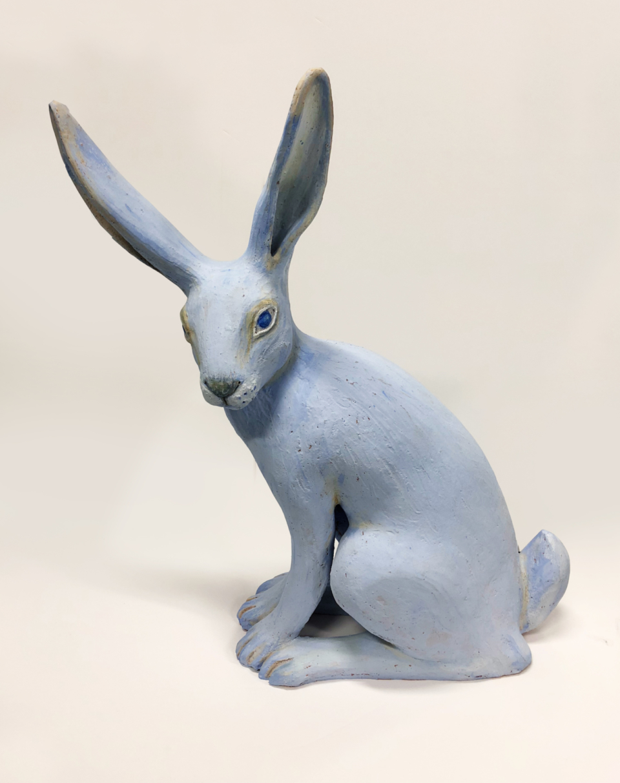 Jenny Rowe Blue Hare