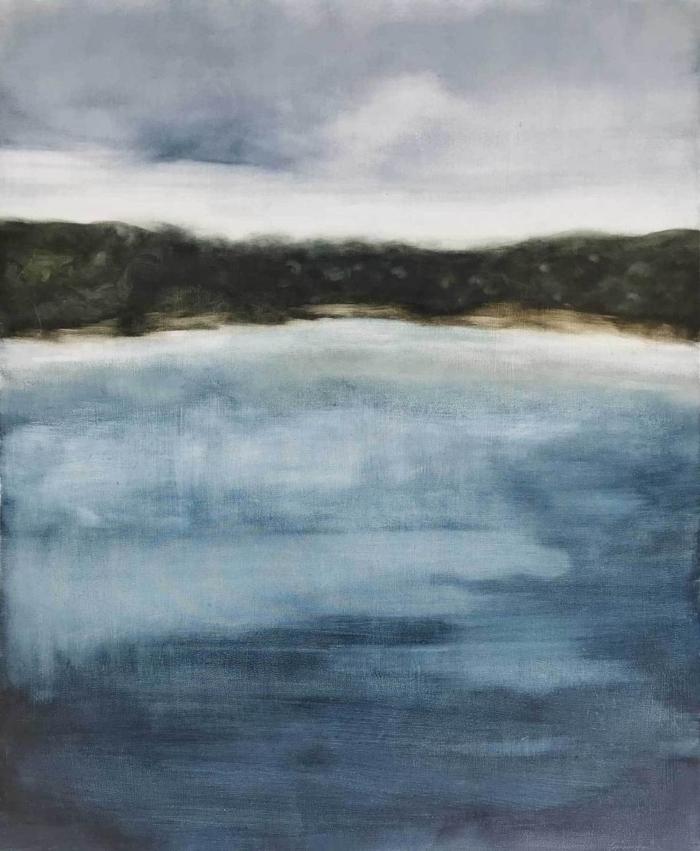 Josh Fartch Blue Lake Autumn