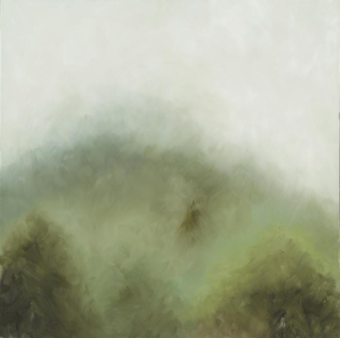 Prue Clay Blurred Mountain Print