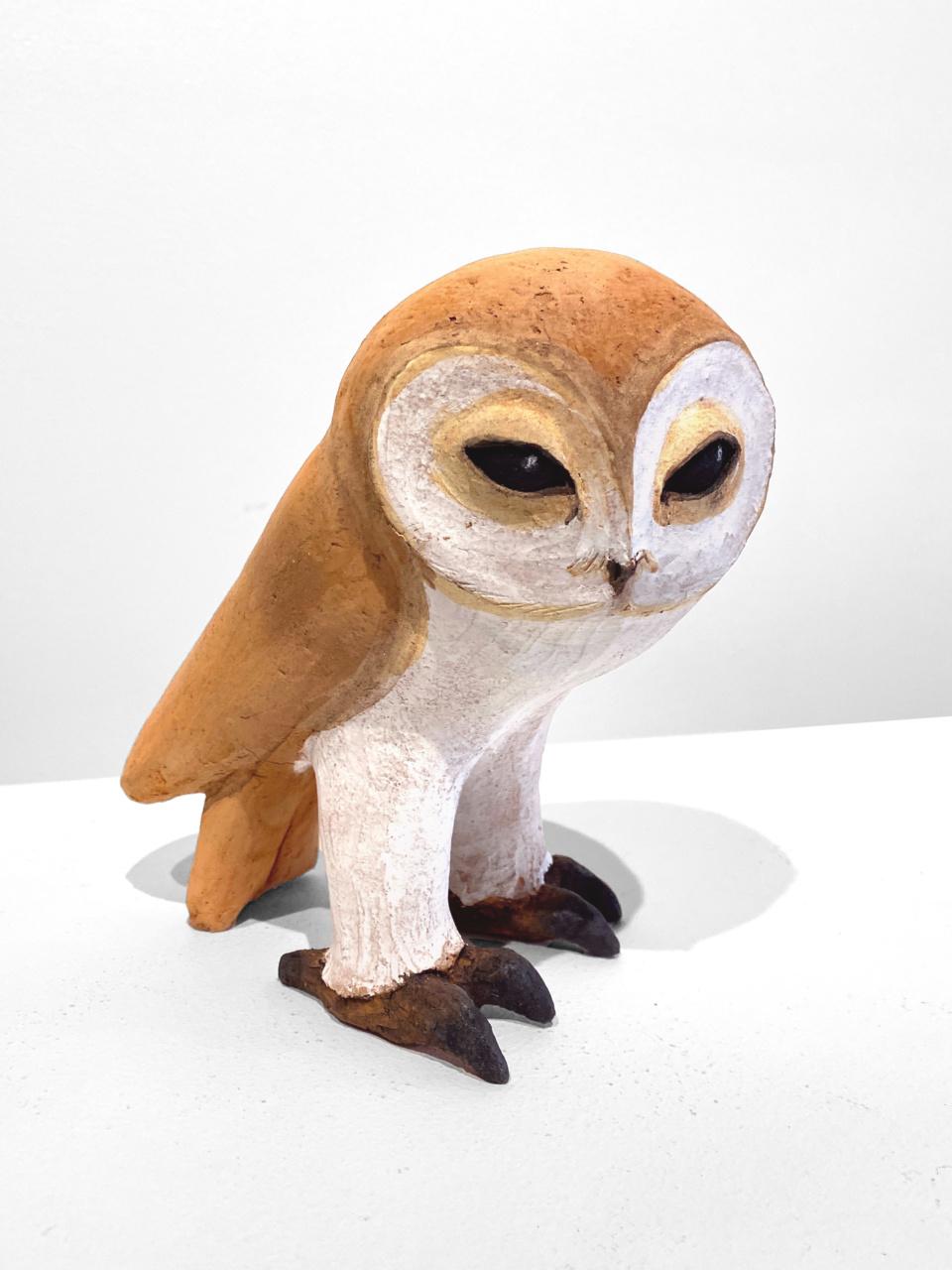 Jenny Row Brown Owl 2