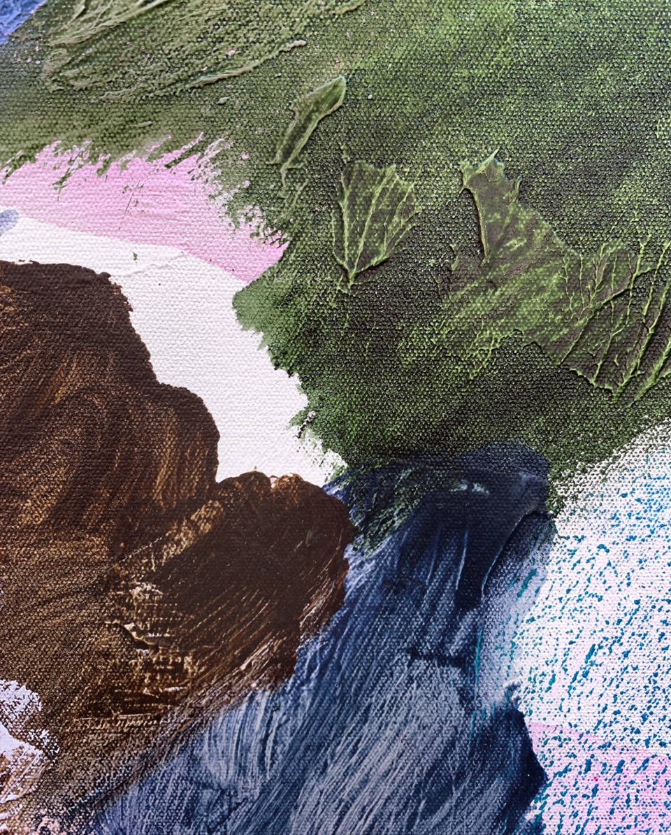 Jo Dyer Colour Sprig XIV Detail3