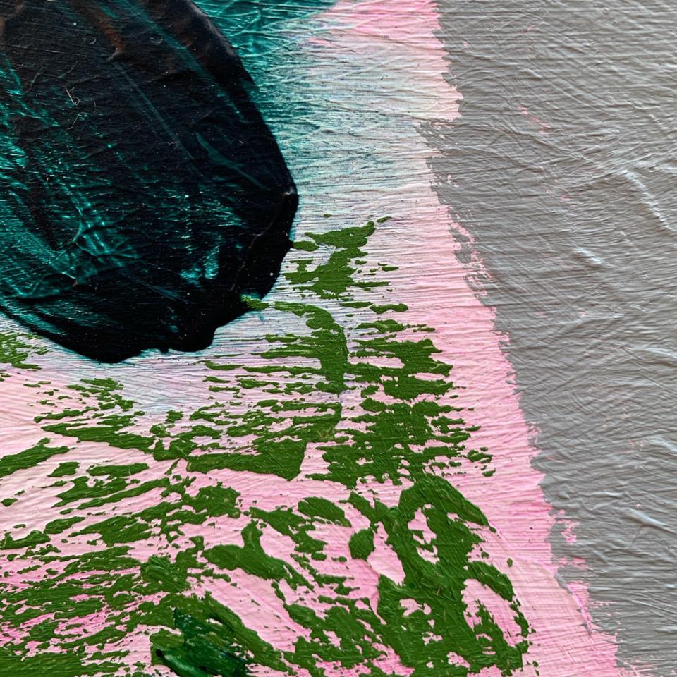 Jo Dyer Colour Sprig XVI Detail2