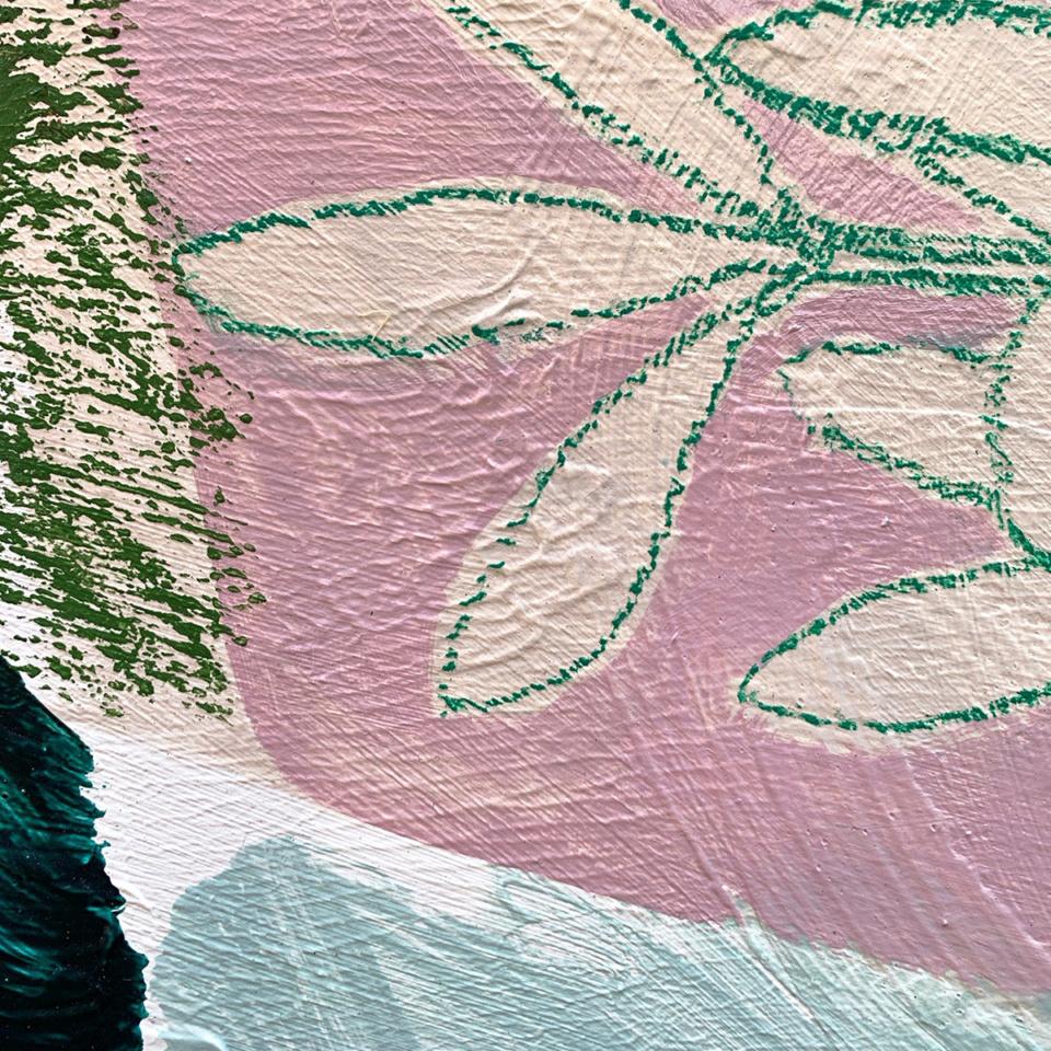 Jo Dyer Colour Sprig XVI Detail3