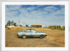 Craig Holloway Coober Pedy 01 Framed White