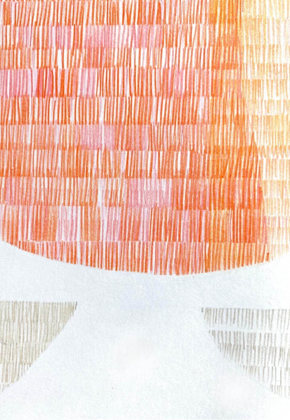 Greta Laundy Earth Balance Flow detail