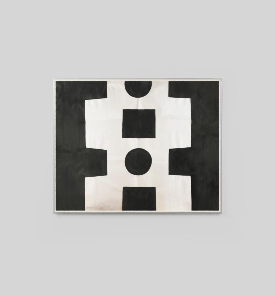 Geometrique Noir High Res