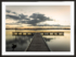Craig Holloway Lake Wendouree 03 Framed Black