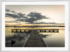 Craig Holloway Lake Wendouree 03 Framed White