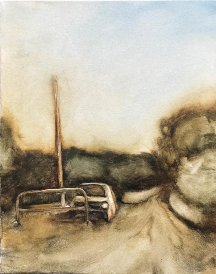 Josh Fartch Laneway Dusk