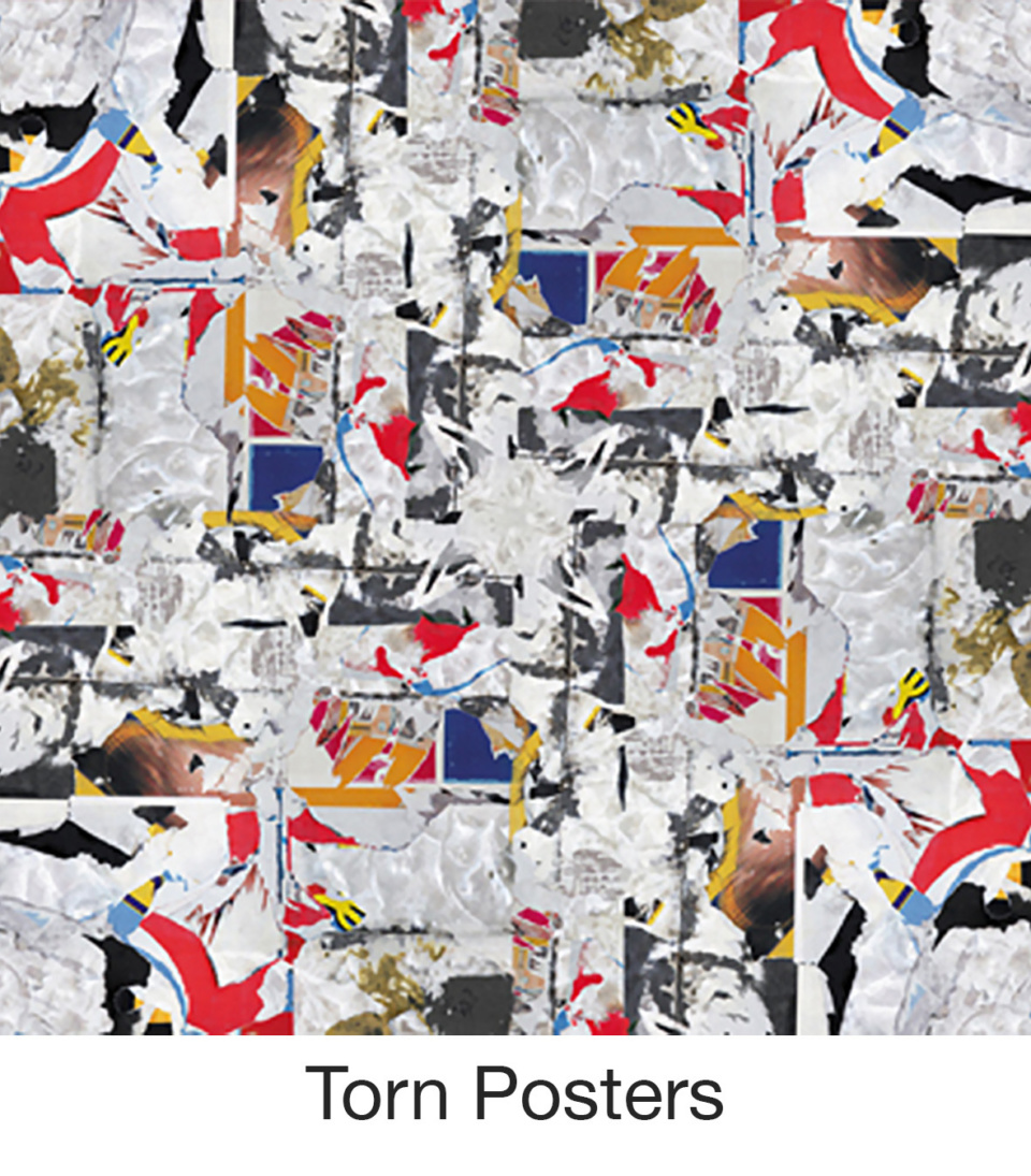 Susan Trigg Scarf Torn posters