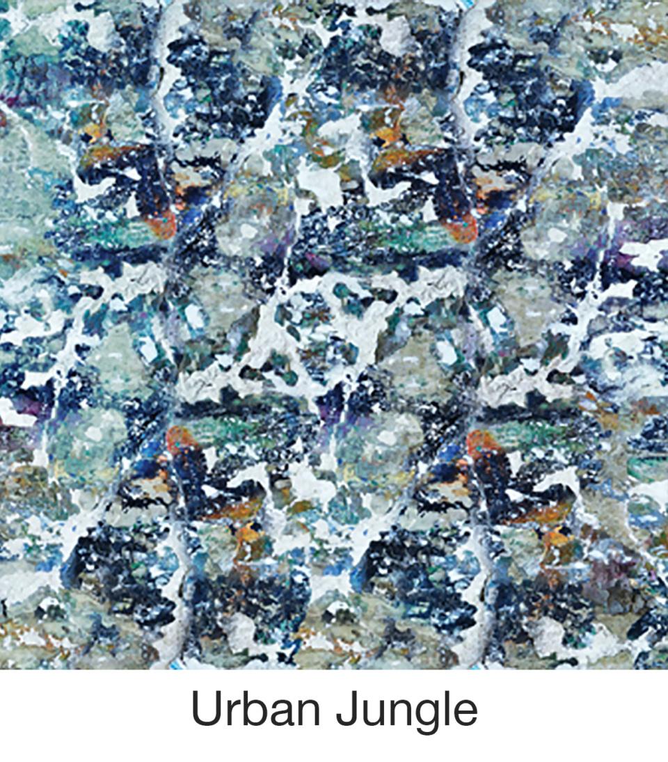 Susan Trigg Scarf urban jungle 2