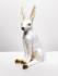 Jenny Rowe White Hare b