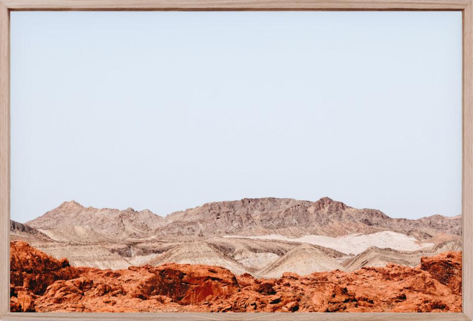 Maegan Brown Martian Frame A