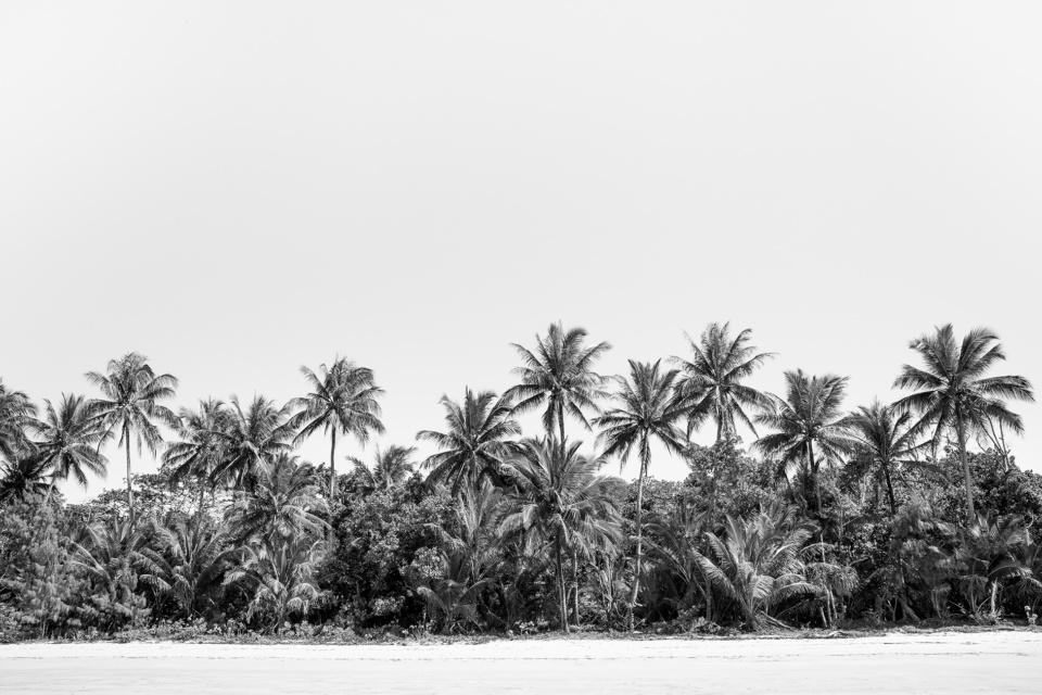Michelle Schofield Mission Beach photographic print