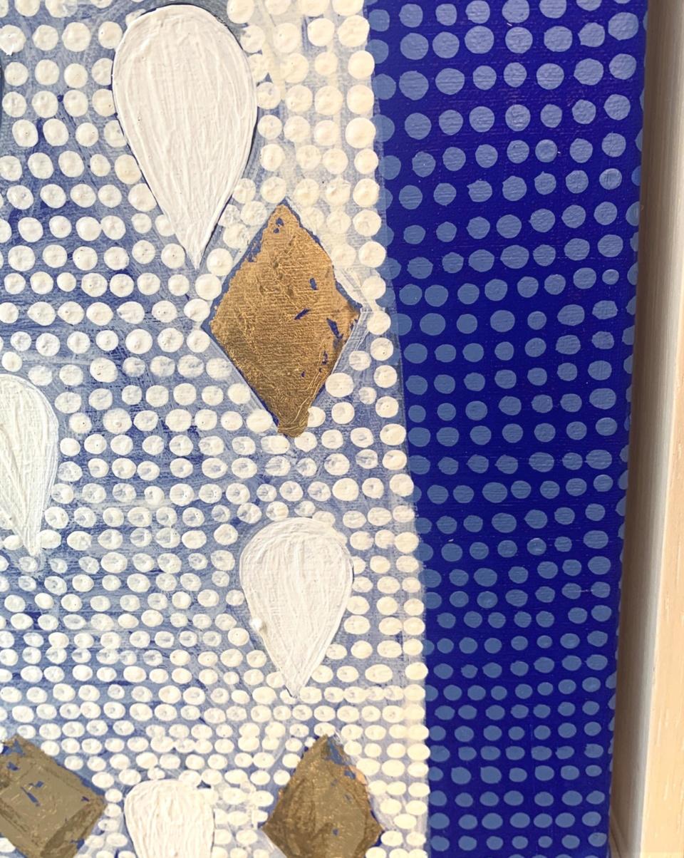 Patricia Heaslip Mosaic Mountain Detail2