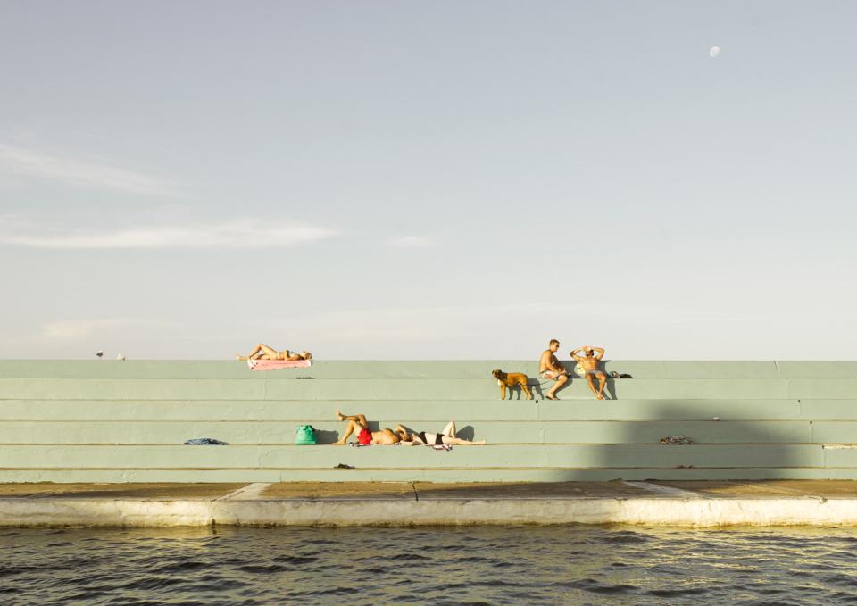 Craig Holloway Newcastle Ocean Pool 02