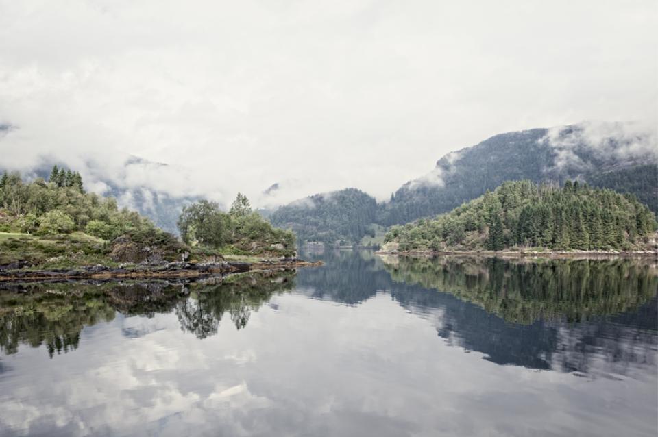 Michelle Schofield Norwegian Fjords