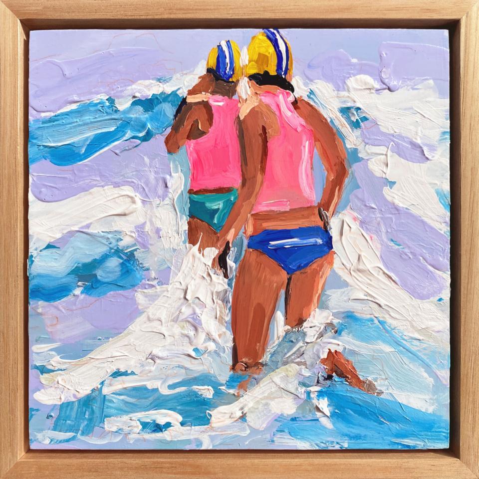 Gina Fishman Ocean Swim 2