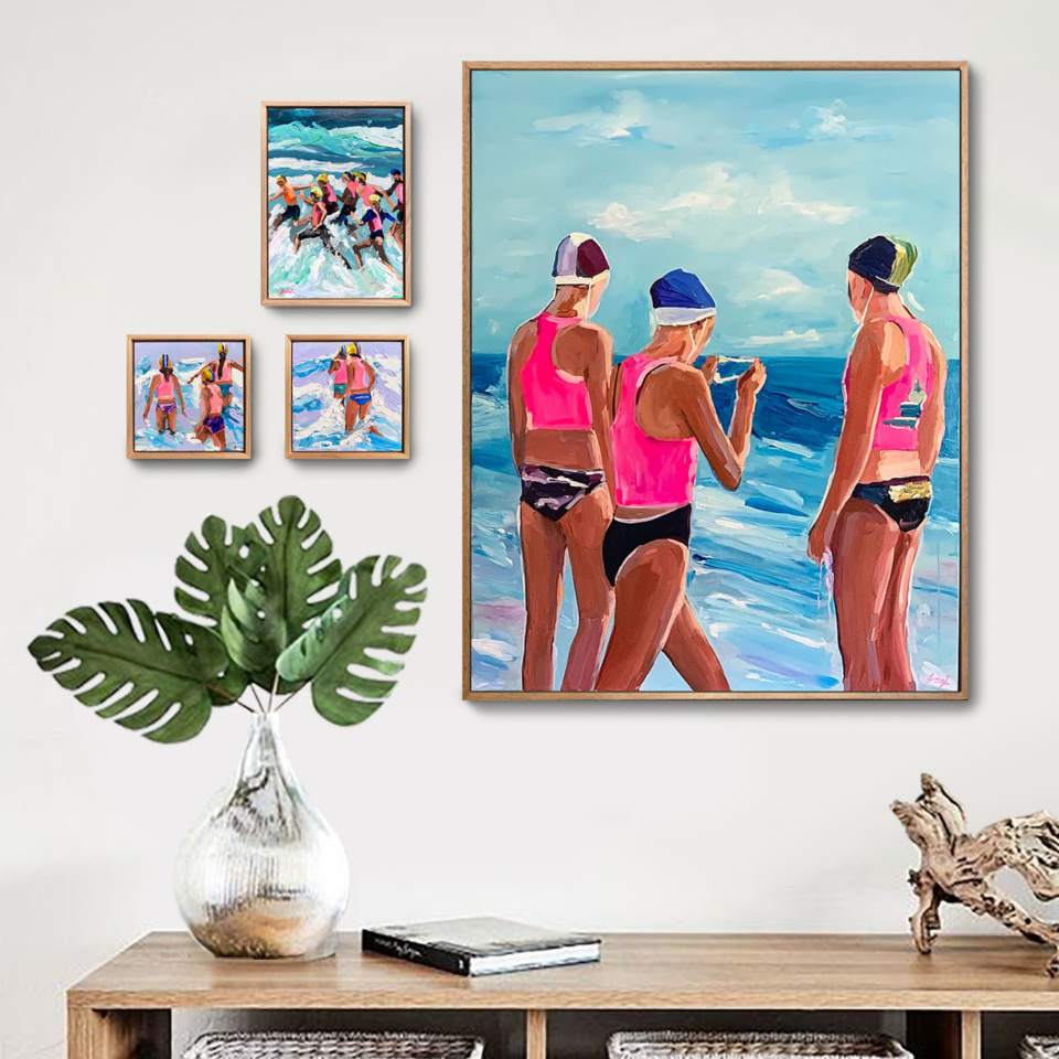 Gina Fishman Ocean Swim 2 insitu