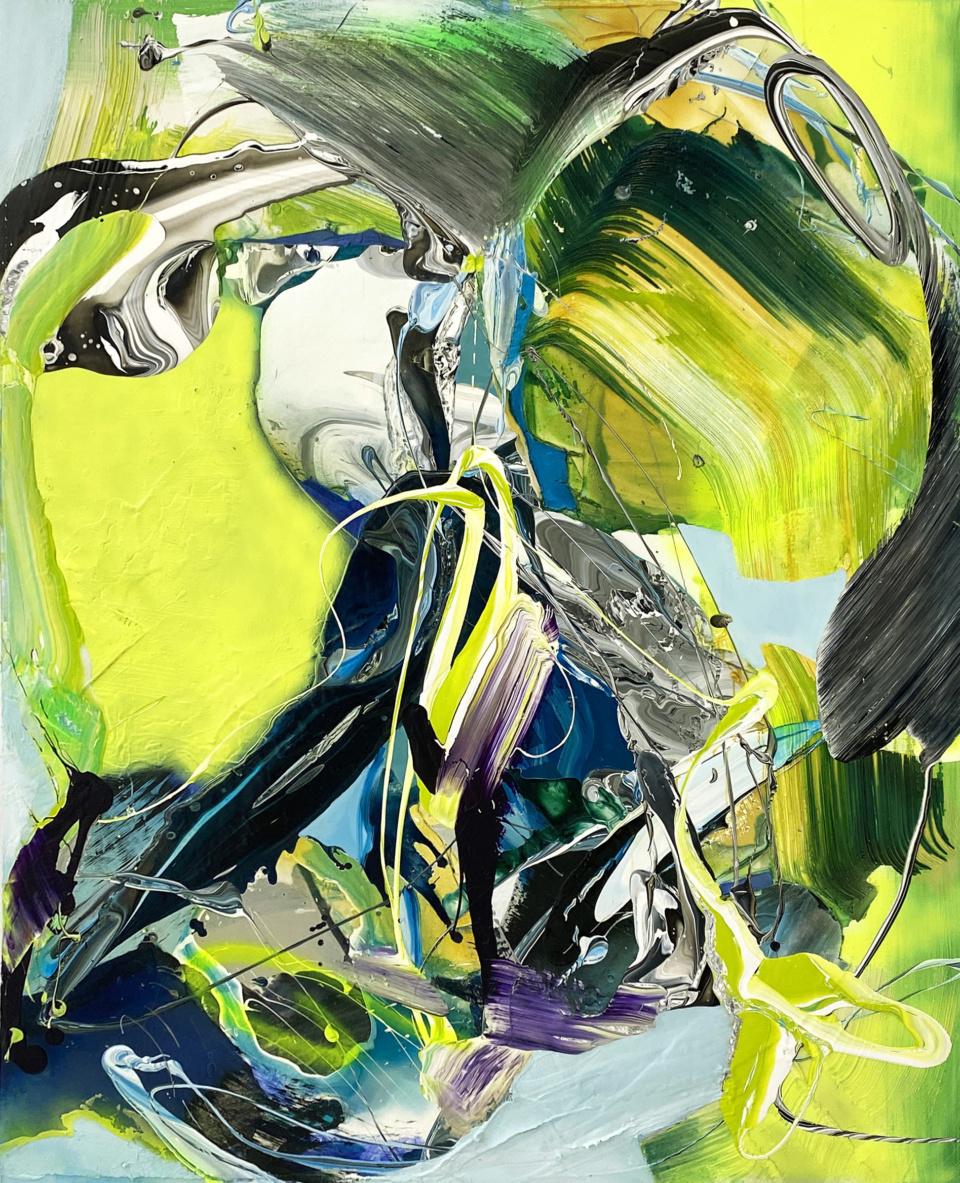 Cristina Popovici Origination Yellow brighter