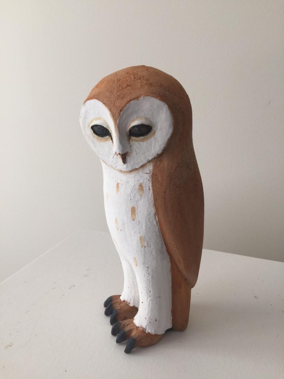 Jenny Rowe Owl 1