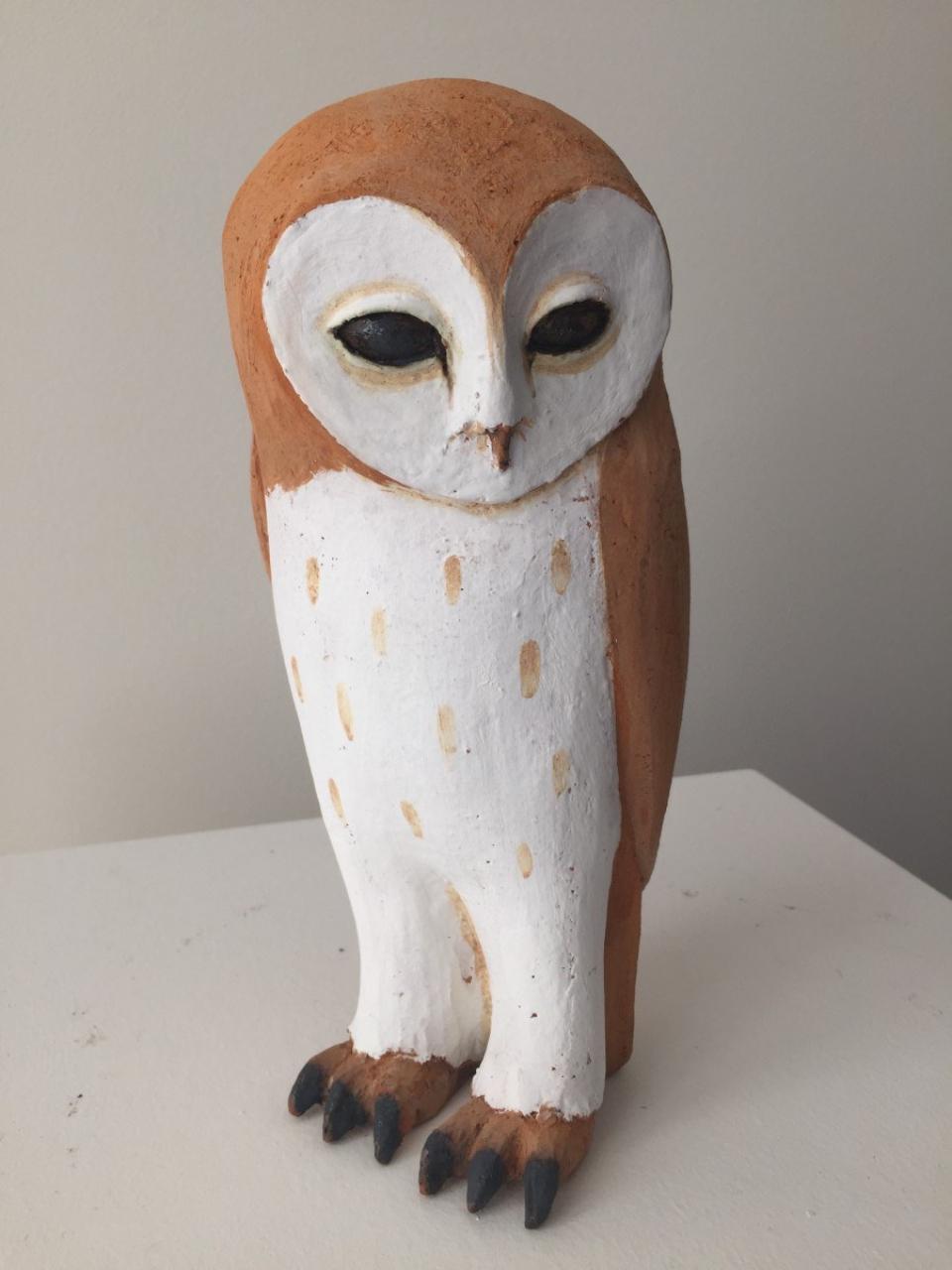Jenny Rowe Owl 2
