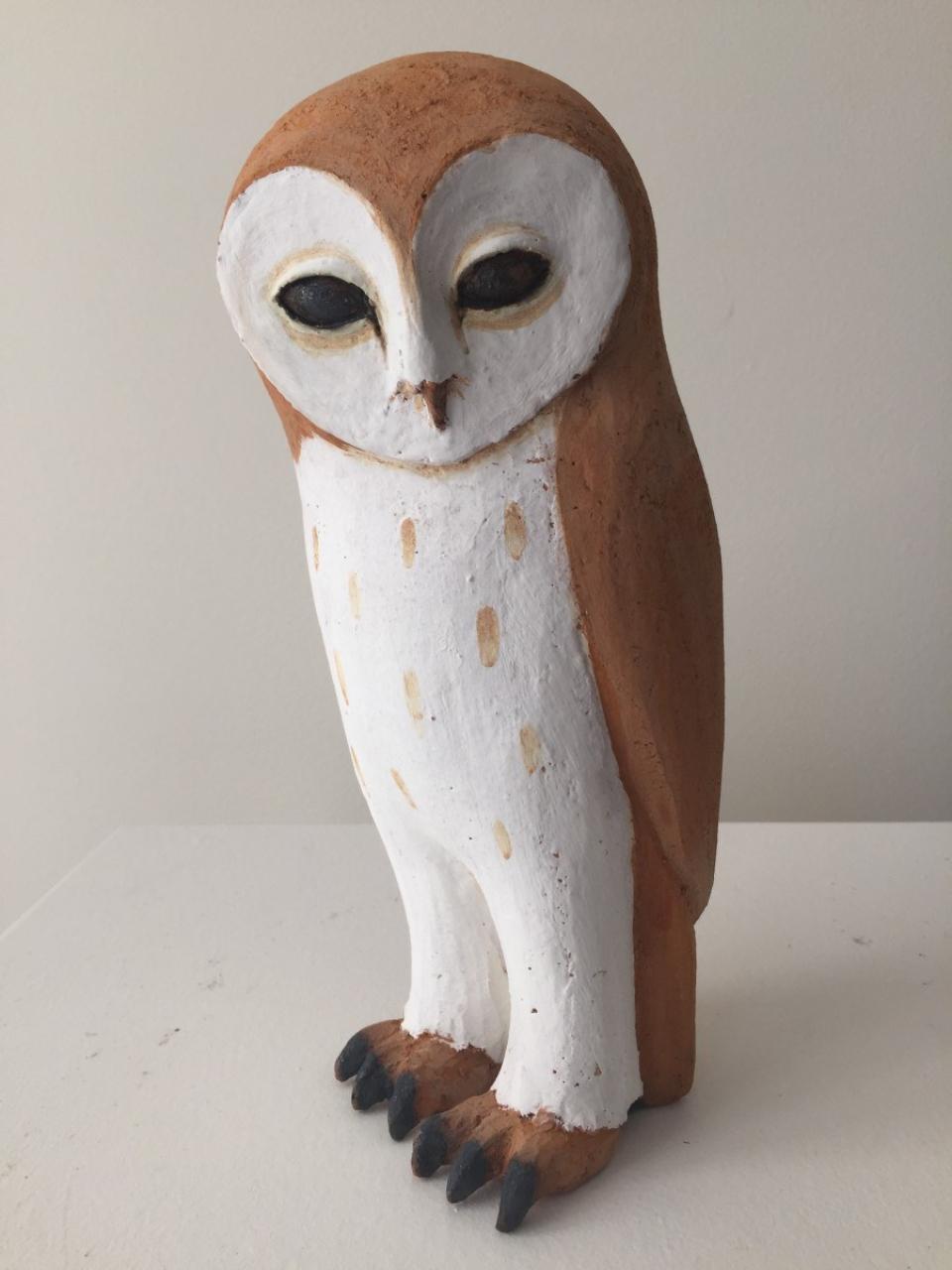 Jenny Rowe Owl 3