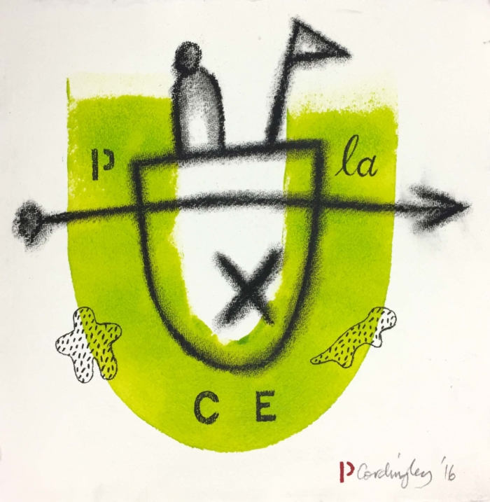 Philip Cordingley P La C E