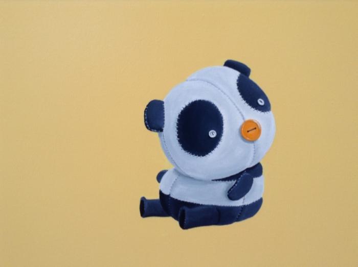 Bruce Baldwin Panda Baby