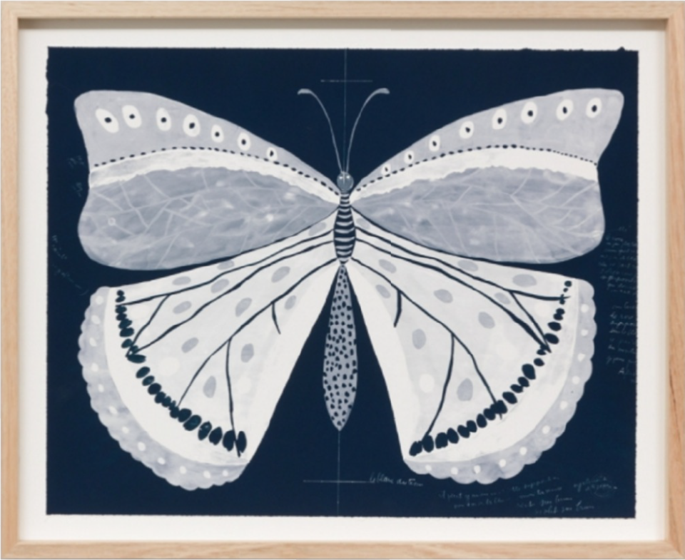 Paule Marrot Papillion Navy 1 30