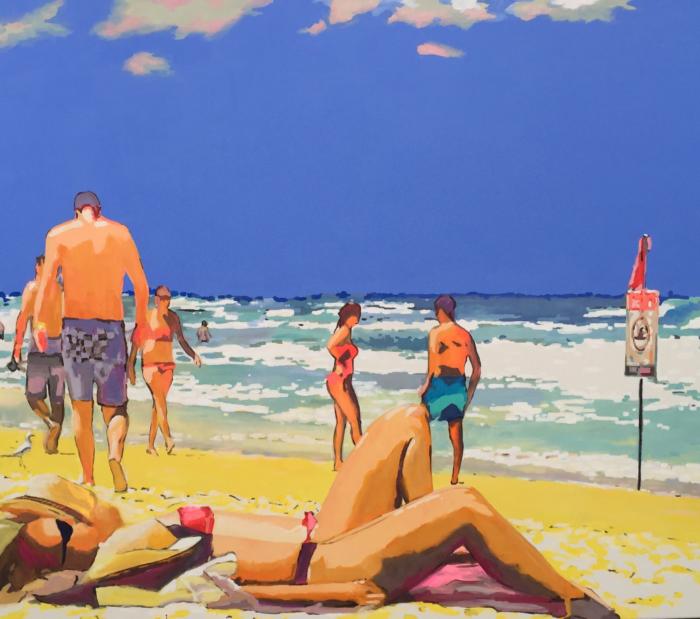 Gina Fishman Lifesa Beach